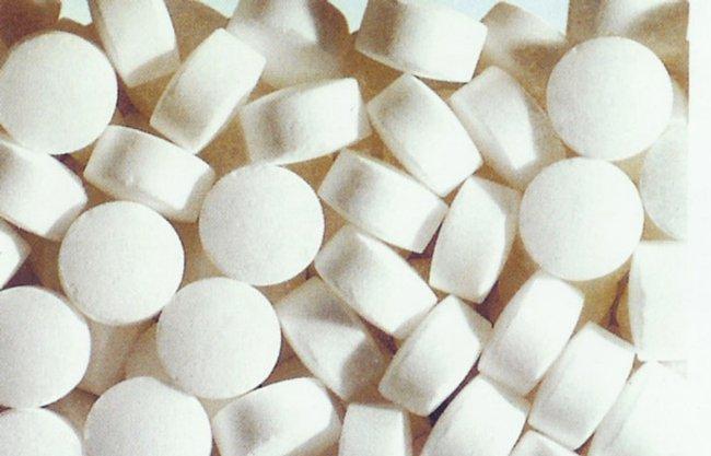 Sare tablete (pastile) pentru dedurizarea apei