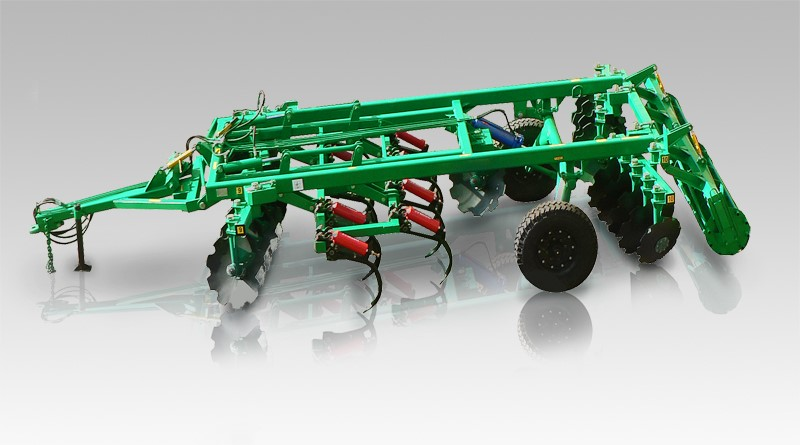 Combinator pentru pregătirea  solului  DICI