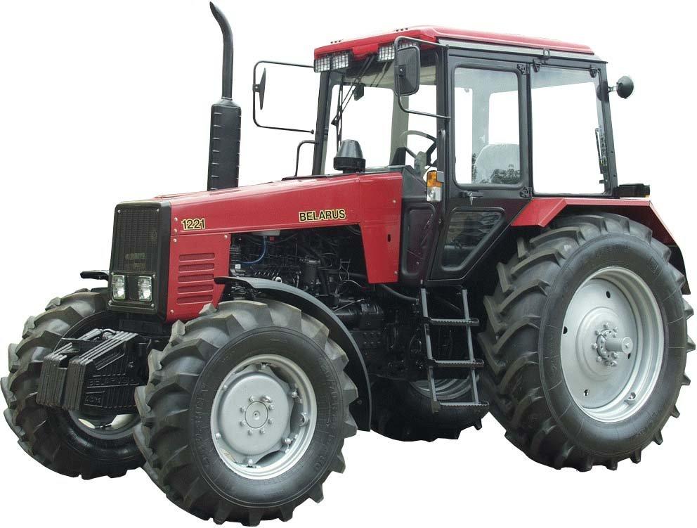 Belarus MTZ-1221