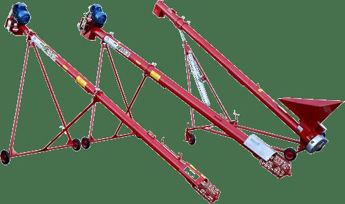 Transportoare melcate T 206/2; T 206/3; T 206/4